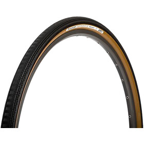 Panaracer GravelKing Semi Slick Folding Tyre 700x38C TLC, black/brown